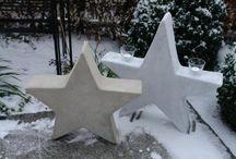 Beton / Sterne