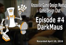 Knoxville Game Design / Knoxville Game Design podcast and other related videos.