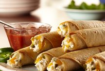 Mexican Food Recipes / Who doesn't love Mexican food?
