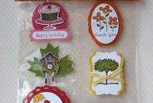 Card Tags & Toppers