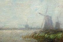 MARIS Willem - Détails / +++ MORE DETAILS OF ARTWORKS : https://www.flickr.com/photos/144232185@N03/collections