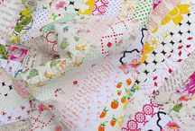 Quilt It~Low Volume / by Janet Betts