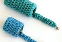 Crafts - Crochet Cat Toys / by Kimberly Howard