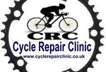 Cycle Repair Clinic / its about the Cycle Repair Clinic