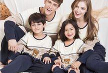 pijamas familiares