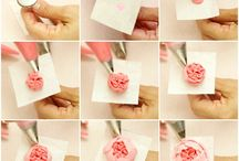 Tutorial Butter Cream Flower