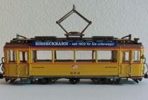 Editions Atlas Trams of the world / schaal 1:87 modellen van trams