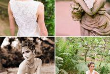 Bohemian Wedding Style / Bohemian wedding style and inspiration for a boho chic wedding!