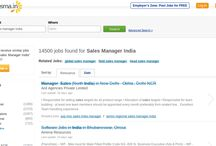 Sales Manager Jobs on Careesma.in / More than 14500 sales manager jobs are waiting for you on Careesma.in a job search engine. / by Careesma.in India