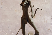 Skulptur avatar