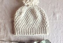 Knitting and Crocheting Projects