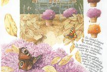 Волшебный сад Марджолен Бастин