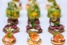 Simply Gourmet Canapés / Take a look some of the delicious canapés we have created..