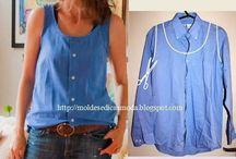 Gör-det-själv kläder