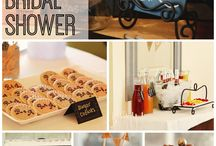 Codis Bridal shower...ideas / by Amie Parks