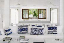 Malibu Inspired Interiors  / Interiors