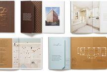 brochure layout folder