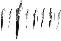 referencias: armas blancas