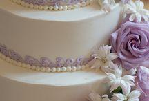 Vicky wedding cake