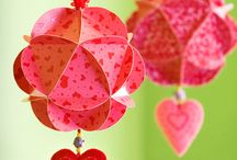 valentines / Valentine's Day crafts, recipes, free printables,