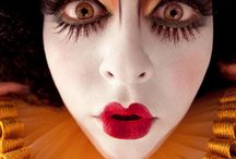 Bobo makeup