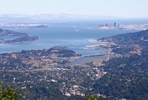 Marin County CA. (home) / Where I grew up and where my heart is! / by Marie VW
