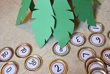 Numbers for kids / Activities or kids number related