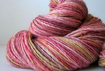 Weaving, Felting, Crochet & Knit!