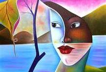 BEAUTIFUL  HAITAN  ART