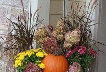 podzimni dekor