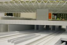 Stazione Tiburtina - Roma, scala 1:200