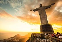 BRAZIL / Where I would love to go in South America