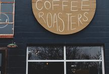 Coffee Shoppe Ideas / by Rachel Bebee
