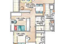 Apartamentos 60m