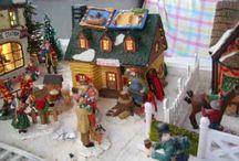 Christmas Village 2011