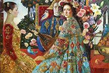 Art . . Russian Painters #2