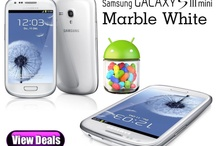 Samsung Galaxy S3 Mini White Deals / by Phones LTD - Compare Cheap Mobile Phone Deals