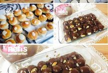 kolay yemek tatlı vs