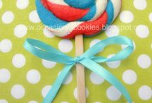 cookie and cake decorating