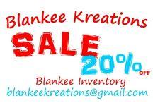Pre-Summer Inventory Blankee Sale