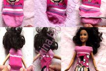 barbie elbise