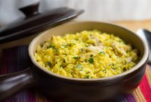 Rice / by Jenny Barabash