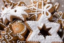 Food - Gingerbread cookies