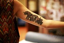 Tattoos / Olifant