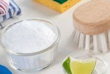 produtos de limpeza feitos em casa