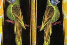 Art - Fiber, String