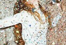 Glitter... Make it rain! / by Robyn Gutierrez