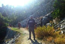 Hiking - trekking - Running