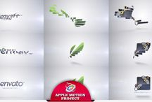 Apple Motion Templates / by Juan323
