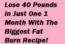 Get rid of stomach fat.